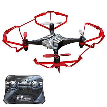 Silverlit Spy Drone II Evolution Kýrmýzý 2.4G - 4CH Gyro