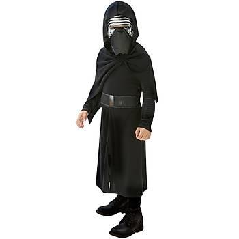 Star Wars Episode 7 Kylo Ren Kostüm Klasik 7-8 Yaþ