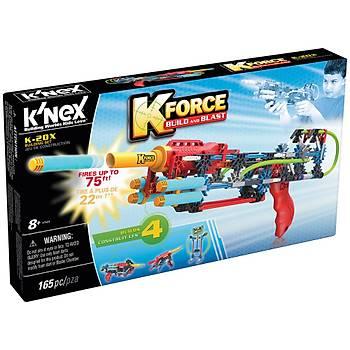 K'Nex K-Force K-20X Yapý Seti Knex 47524