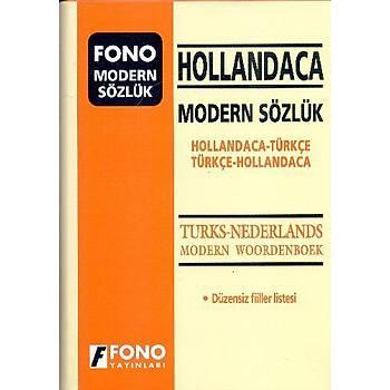 Hollandaca Modern Sözlük  Fono Açýköðr.Kur. Yayýnlarý