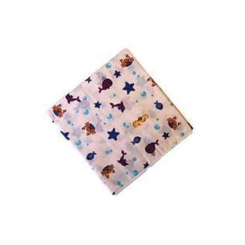 Sema Baby Pazen Battaniye (80 cm X 80 cm) - Pembe 8682476853117