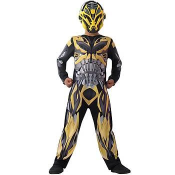 Transformers 4 Bumblebee Çocuk Kostümü 3-4 Yaþ