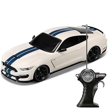 Maisto Ford Shelby GT 350 1:14 Uzaktan Kumandalý Araba Beyaz