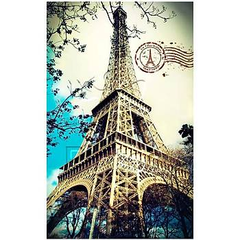 Pintoo 1000 Parça Puzzle Eyfel Kulesi