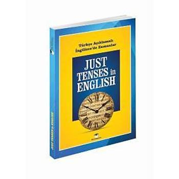Just Tenses Ýn English Murat Kurt MK Publications