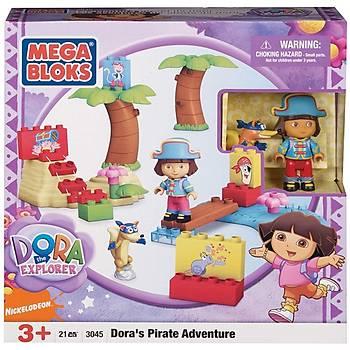 Dora'nýn Korsan Macerasý Oyun Seti