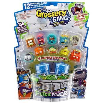 Trash Pack Çöps Çetesi Grossery Gang  Büyük Boy Çöps Paketi Model