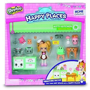 Cicibiciler Happy Places Kitty Kitchen Hoþgeldin Paketi