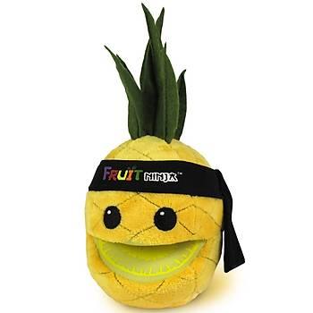 Fruit Ninja Sesli Peluþ Ananas 12 cm