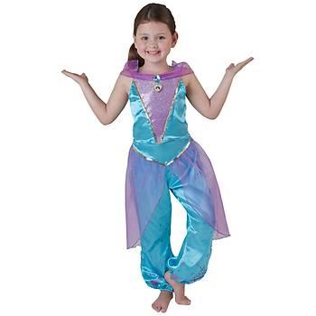 Prenses Jasmine Çocuk Kostüm 7-8 Yaþ Royale