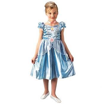 Rubies Cinderella Kostüm Klasik 7-8 Yaþ