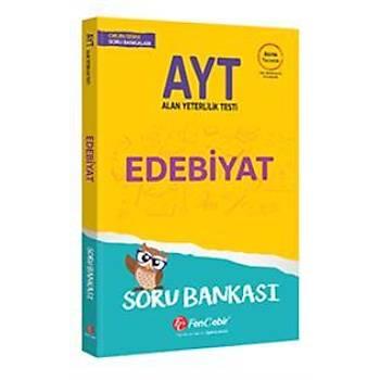 Fen Cebir AYT Edebiyat Soru Bankasý-YENÝ Fen Cebir Yayýnlarý Komisyon Fen Cebir Yayýnlarý