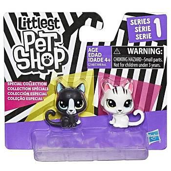 Pet Shop Miniþler Siyah-Beyaz Koleksiyonu Ýyi Dostlar C2148