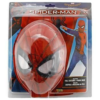 Sunman Spiderman Çocuk Kostüm