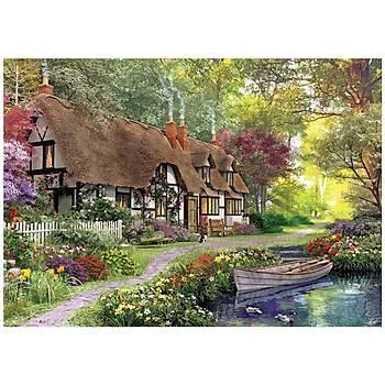 KS Puzzle Woodland Walk Cottage 1000 Parça
