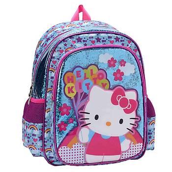 Hello Kitty Okul Sýrt Çantasý 87569