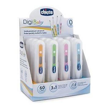 Chicco Dijital Pediatrik Bebek Termometresi Ateþ ölçer