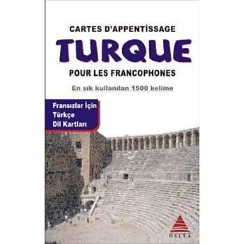 Fransýzlar Ýçin Türkçe Dil Kartlarý Emil Resulov Delta Kültür Kitap