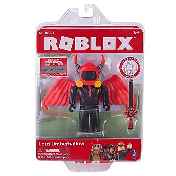 Roblox Lord Umberhallow Tekli Figür Paketi