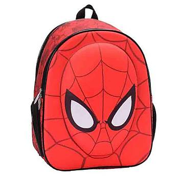 Spiderman Okul Sýrt Çantasý 87769