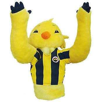 Fenerbahçe Lisanslý Kanarya Peluþ Kukla