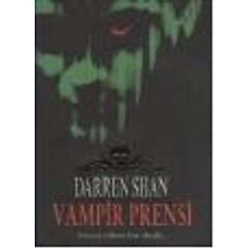 Darren Shan Serisi 6 Vampir Prensi Darren Shan Tudem Yayýnlarý