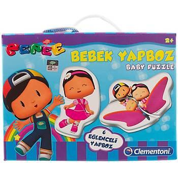 EduBaby Bebek Puzzle Pepee