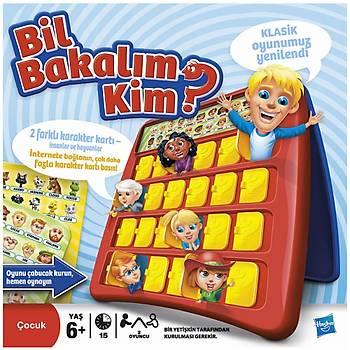 Bil Bakalým Kim?