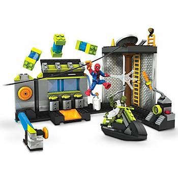 Mega Bloks The Amazing Spider-man Sewer Lab Oyun Seti