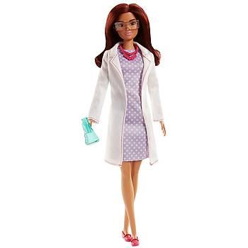 Barbie Kariyer Bebekleri Bilim Ýnsaný Figür Bebek