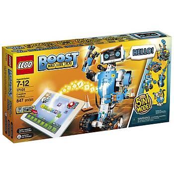 Lego Boost Yaratýcý Alet Çantasý 17101