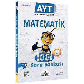 Biders AYT Matematik 1001 Soru Bankasý-YENÝ Ýsmail Uluhanlý Biders Yayýncýlýk