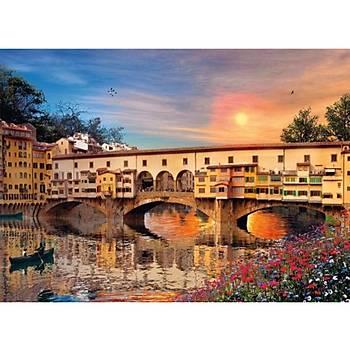 Clementoni 1000 Parça Puzzle Romantik Ýtalya Firenze