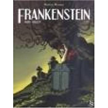 Frankenstein 1. Cilt Mary Shelley Everest Yayýnlarý