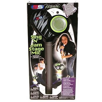 Sunman Mikrofon Siyah