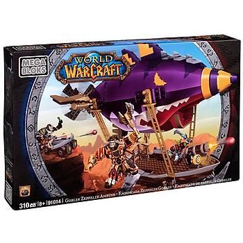 Mega Bloks World Of Warcraft Goblýn Zeppelýn Ambush