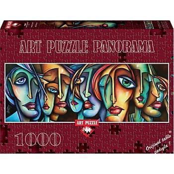 Art Puzzle 1000 Parça Panaroma Hüznü Paylaþanlar