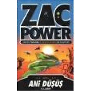 Zac Power Serisi-08: Ani Düþüþ H.I. Larry Caretta Kitaplarý