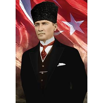 Anatolian 260 Parça Puzzle Mustafa Kemal Atatürk