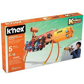 K'Nex K-Force Sabertooth Rotoshot Blaster Building Set 47024
