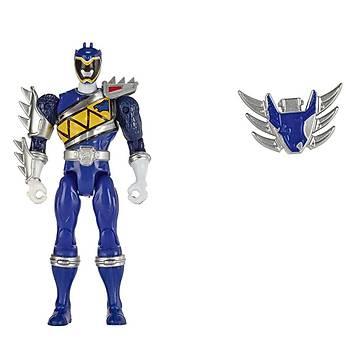 Power Rangers Dino Super Charge Blue Ranger Aksiyon Figürü 12 cm