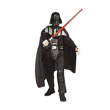 Star Wars Darth Vader Yetiþkin Kostüm Lüks XL