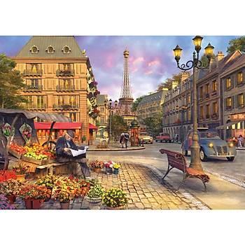 Anatolian 1500 Parça Puzzle Paris Sokaklarý
