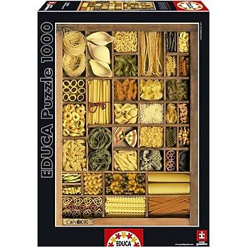 Educa 1000 Parça Puzzle Pasta Basta