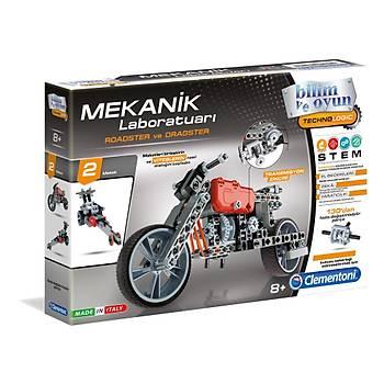 Mekanik Laboratuvarý - Roadster & Dragster