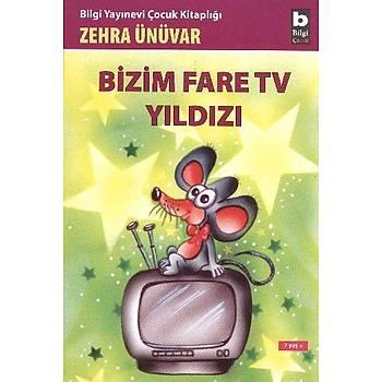 Bizim Fare TV Yýldýzý Zehra Ünüvar Bilgi Yayýnevi