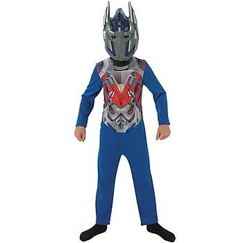 Rubies Optimus Prime Çocuk Kostümü 3-6 Yaþ (98-116 cm)