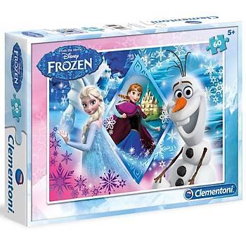 Clementoni Disney Frozen 60 Parça Eko Çocuk Puzzle