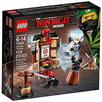 Lego Ninjago Spinjitzu Training 70606