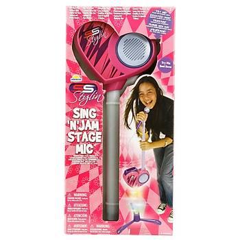Sunman Pembe Mikrofon